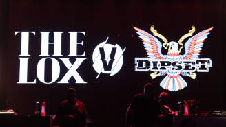 Watching The Lox Vs. Dipset In Person Proved The 'TrillerVerz' Could Be The Future Of Live Entertainment—But There's Still Some Work To Do