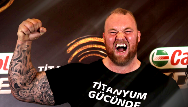 The Mountain From Game of Thrones Lost 110 Pounds Looks Shredded
