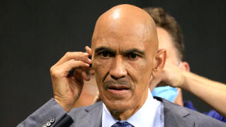 Tony Dungy Is NOT A Fan Of New NFL Partnerships With Sportsbooks, Bickers With Fans On Twitter