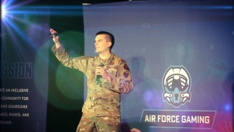 Air Force Gaming Founder Explains Why He Started An Esports Org To Help Airmen And Guardians With Mental Health