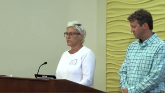 Mask Mandate Likened To Abuse, Chemotherapy, And Sacrilege At Raucous Alabama Schools Meeting