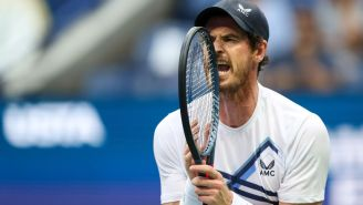 Andy Murray Perfectly Trolls Stefanos Tsitsipas on Twitter After His Lengthy Bathroom Break During Their U.S. Open Match