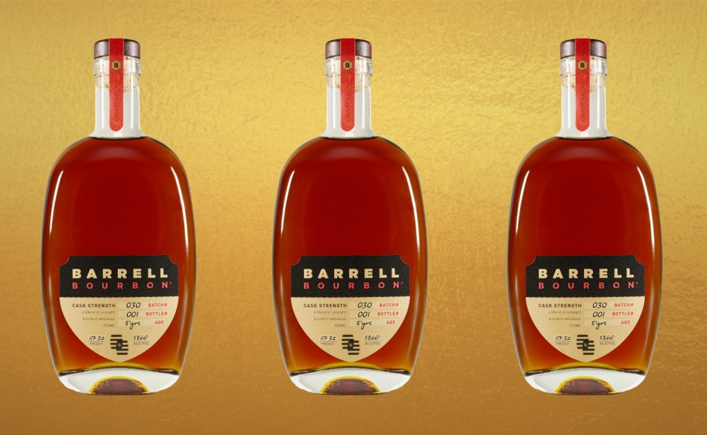 Barrell Bourbon Batch 030 review and tasting notes