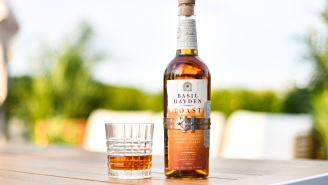 Basil Hayden Toast Is An All-New Brown Rice-Based Bourbon That's Both Familiar And Ambitious