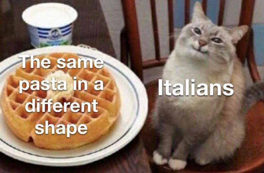 best 50 memes italian pasta joke