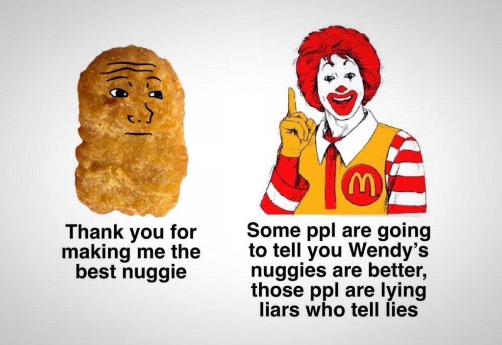 best memes 50 funniest chicken nuggets joke