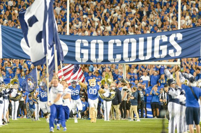 byu football walk ons tuition paid for
