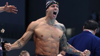 Caeleb Dressel Details How Unenjoyable The Olympics Were Despite Winning 5 Gold Medals In Tokyo