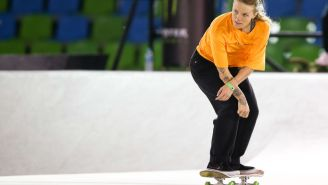 Olympic Skateboarder Candy Jacobs Wasn't Allowed Fresh Air For 7 Days During 'Inhuman' Quarantine