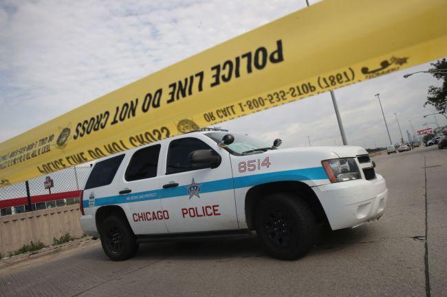 chicago man shot for not wearing mask