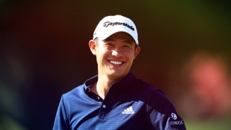 We Talk With Collin Morikawa About His Love For Cinnamon Toast Crunch, The Bizarre Way He Pours His Cereal, And A Little Golf