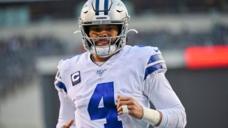 Dak Prescott Shows Off Ankle Scars On 'Hard Knocks,' And They're Gnarly