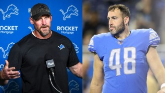 Dan Campbell's Response To Cutting 17-Year Lions Vet On His 40th Birthday Is Amazing: 'I'm An A–hole'