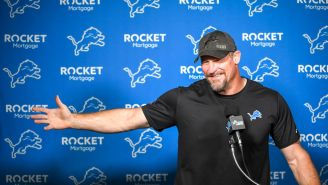 Dan Campbell Is Pleased That There Are 'No Turds' On The Lions' Roster