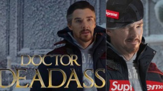 """Doctor Deadass: Hilarious Memes About Doctor Strange's """"Drip"""" Arise Following 'No Way Home' Trailer"""
