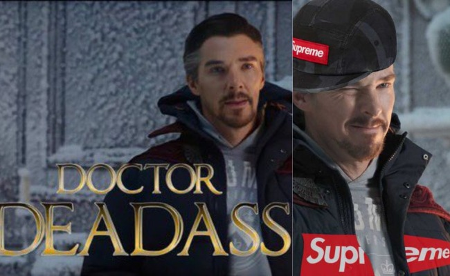 doctor strange no way home memes