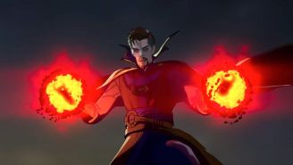 """'What If…?' Writer Teases Doctor Strange Episode: """"Where Would Loss Lead A Man With Those Powers?"""""""