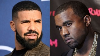 The Reactions To Kanye West Group Chatting Drake The Joker Meme As Feud Rages On Are Hysterical