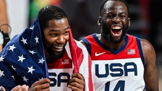 Kevin Durant And Draymond Green Call Out ESPN's Kendrick Perkins And Others Who Doubted Team USA