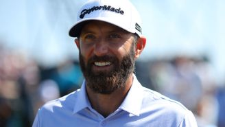 Dustin Johnson Gives The Most Dustin Johnson Answer Ever While Speaking About The Ryder Cup