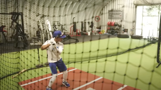 This 12-Year-Old Has Become One Of Baseball's Top Prospects And His Swing Is Smooth As Gravy