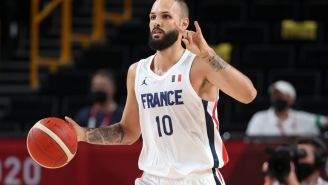 Does Evan Fournier Have Grounds For Lawsuit Over Laughable NBA Live Mobile Avatar?