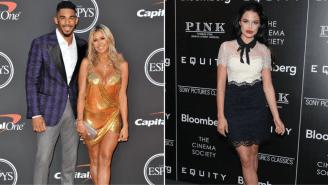 Evander Kane's Pregnant Wife Calls Out Model Mara Teigen For Hooking Up With Her Husband