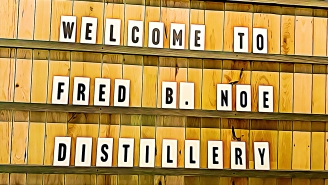 A Behind-The-Scenes Look At The New Fred B. Noe Distillery Proves It's Poised To Push The Limits Of American Whiskey