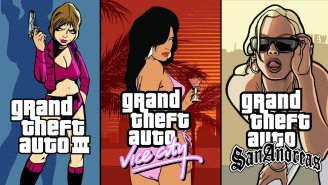 Rockstar Reportedly Remastering GTA 3, Vice City, And San Andres — Red Dead Redemption To Follow If Successful
