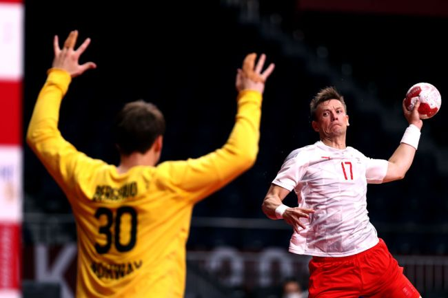 does usa play handball