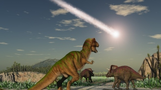 Scientists Discovered Origin Of Dinosaur-Killing Asteroid And It's Dark