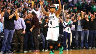 Isaiah Thomas Sobbing About The NBA Giving Up On Him Following Insane 81-Point Pro-Am Performance Is Hard To Stomach