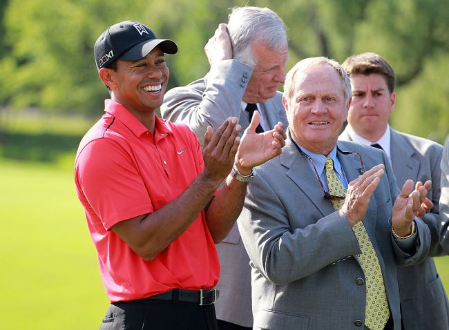 jack nicklaus predicts tiger woods play ever again