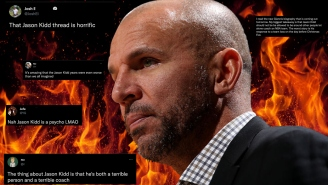 The Overreaction To Jason Kidd's Militant Coaching Style Revealed In Giannis' Biography Is The Ultimate Sign Of The Times