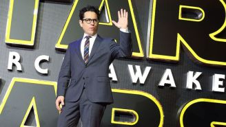 J.J. Abrams Says 'Star Wars' Had A Release Date But No Script When He Signed On To Direct