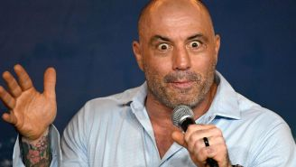 """Joe Rogan Admits He Says """"Dumb S–t"""", Implies It's Not His Fault That People Take Advice From Him"""