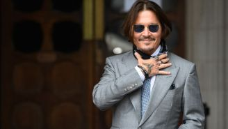 """Johnny Depp Claims He Is Being """"Boycotted"""" By Hollywood"""