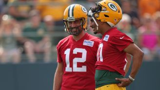Packers GM Claims It 'Wasn't A Possibility' To Talk With Aaron Rodgers Before Drafting Jordan Love