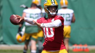 Jordan Love Reacts To Aaron Rodgers' Return To Packers: 'In My Head, He Wasn't Coming Back'