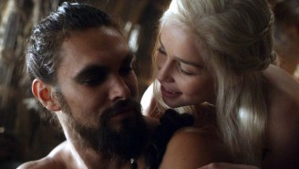 """Jason Momoa Calls Question About 'Game of Thrones' Rape Scene """"Icky"""", Doesn't Regret Playing Khal Drogo"""