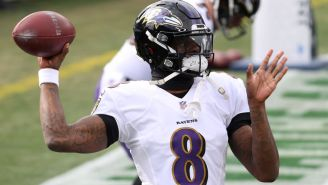 Maryland Governor Larry Hogan Has A Bold Message For Lamar Jackson