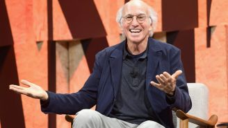 Larry David Says He Was 'So Relieved' When He Got Uninvited To Barack Obama's 60th Birthday Party