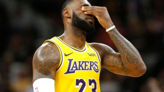 LeBron James Is Trying To Make You Feel Bad For Him