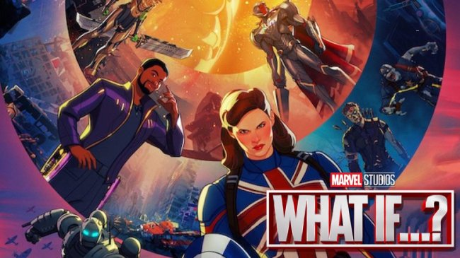 marvel what if interview