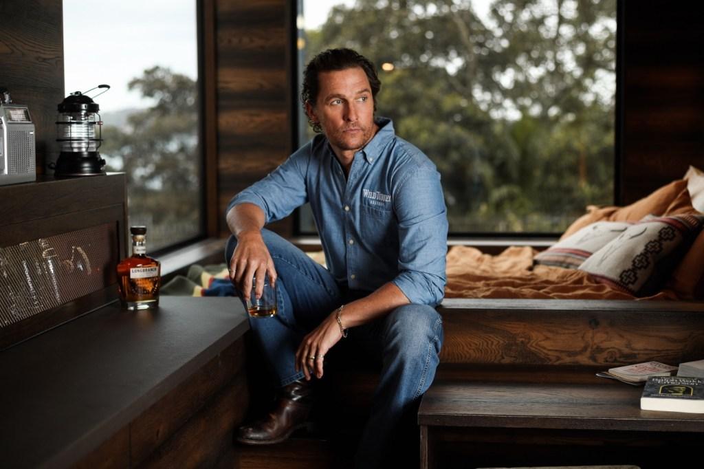 Matthew McConaughey hasn't worn deodorant in 30 years