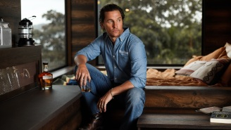 Matthew McConaughey Hasn't Worn Deodorant In 30 Years But One Actress Says He Smells Like 'Good Living'