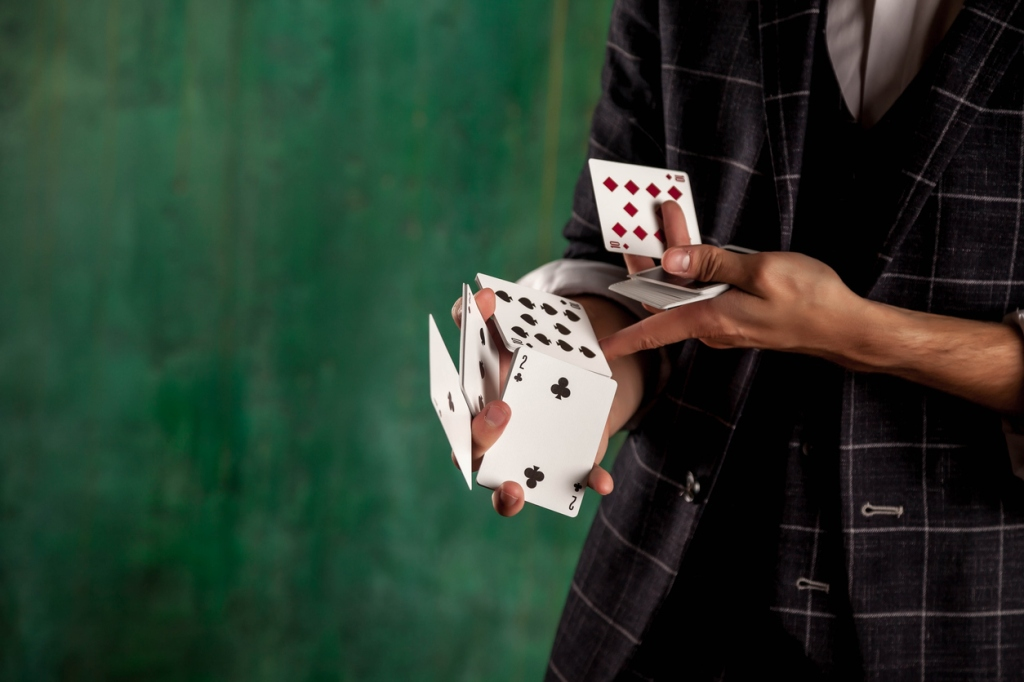 most deceptive magic trick ever created card tricks
