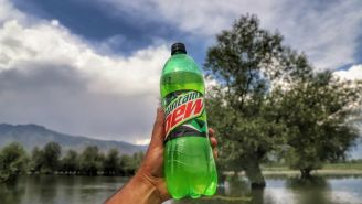 Don't Ever Tweet A Joke About Mountain Dew, You Will Get Dunked On Until The End Of Time