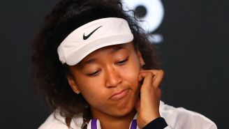 The Question That Led Naomi Osaka To Cry In A Recent Press Conference Was Completely Fair