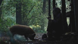 I Am Here To Confirm That The Rumors Are True: Nicolas Cage's 'Pig' Is An Excellent, Beautiful Film